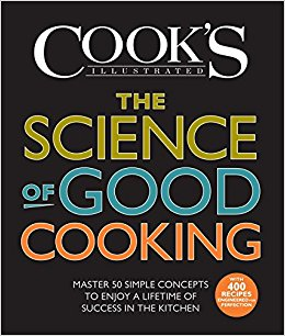 the science of good cooking