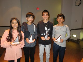 Congratulations to the Mathcounts Team