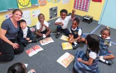 Listen to Pre-kindergarten Students Reading