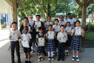 Reading Contest August 2018