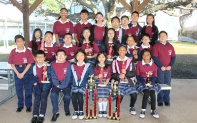 2018 De La Salle Math Tournament Results