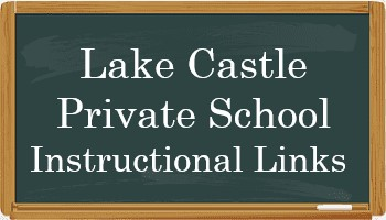 Lake Castle's Instructional Links for Students