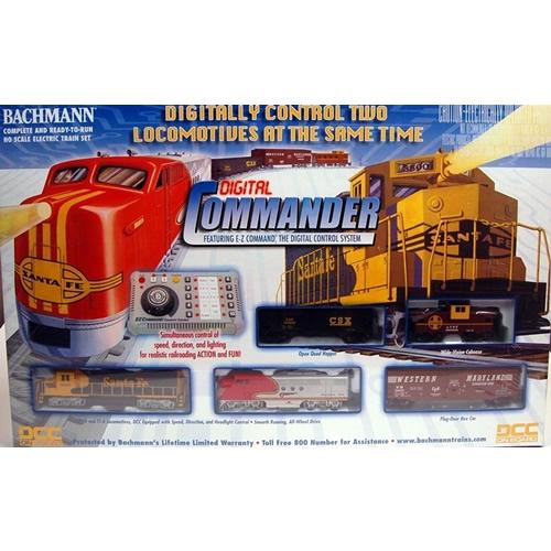 Bachmann Trains Digital Commander ReadyToRun DCc