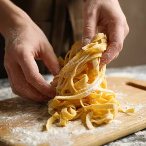 Cooking Class Experience in Bellagio