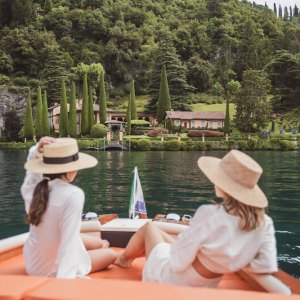Boat Tour with Riva Yacht