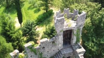 Vezio Castle, Varenna