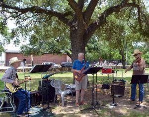 Lou Crete and the Texas Buckeroos
