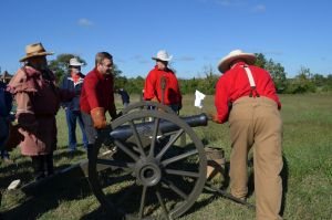 Cannon School at Texian Heritage Festival