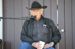 "James Drury, the ""Virginian"" on stage"