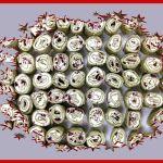 Festive Christmas Pinwheels
