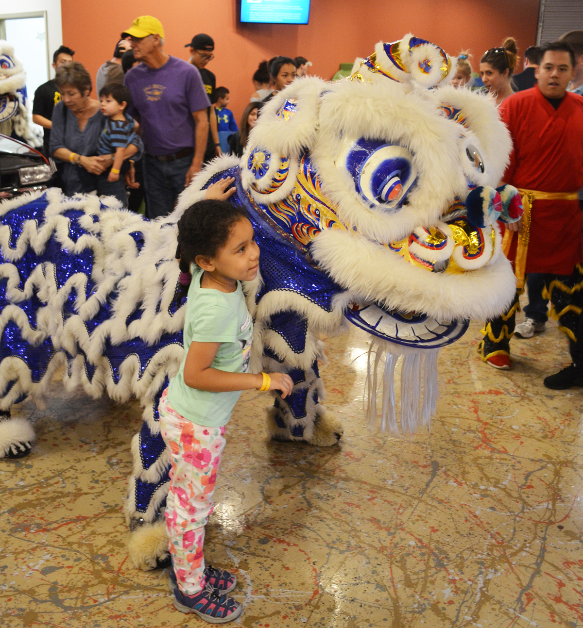 Families Explore Rich Chinese New Year Traditions — The Woodlands Children's Museum hosts special celebrationSaturday, Feb. 10