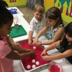 The Woodlands Children's Museum LinesUpWeek of Science Experiments