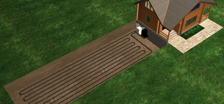 Geothermal Ground Loop: Your Own Personal Utility and a Lifestyle Change