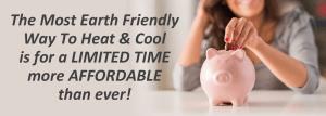 Geothermal Cost Savings