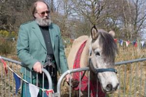 Rhona the Highland Pony