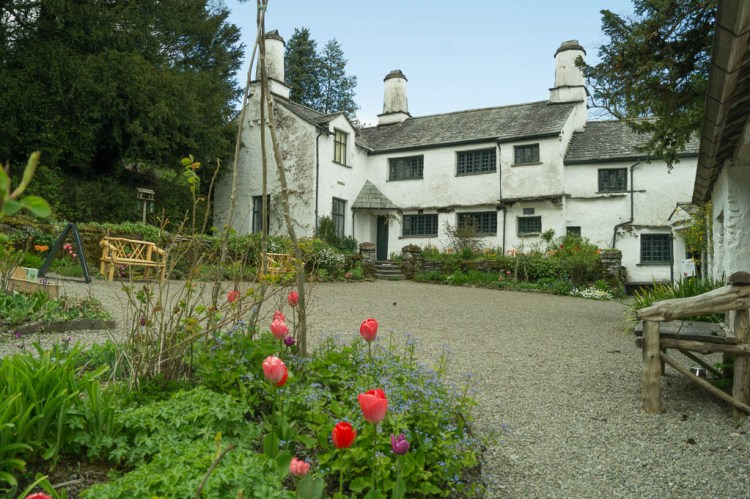 Townend at Troutbeck
