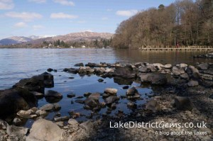 Windermere from Millerground