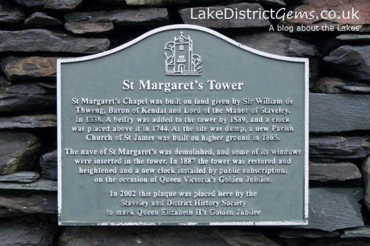 St Margaret's Tower