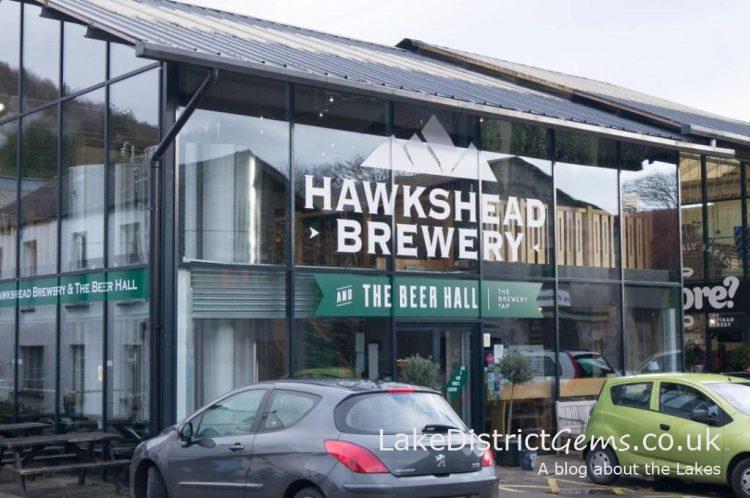 Hawkshead Brewery, Staveley