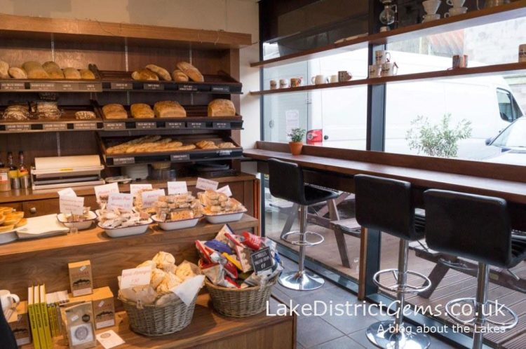 The More? Bakery, Staveley