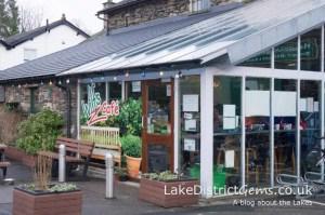 Wilf's Café, Staveley