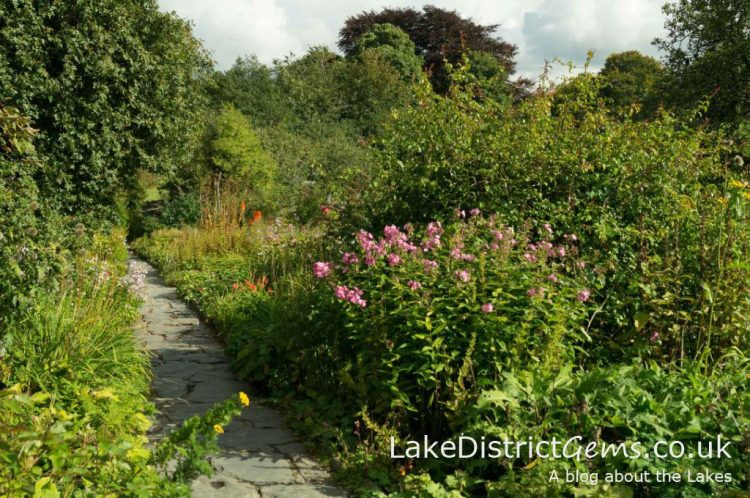 Garden at Hill Top, Near Sawrey