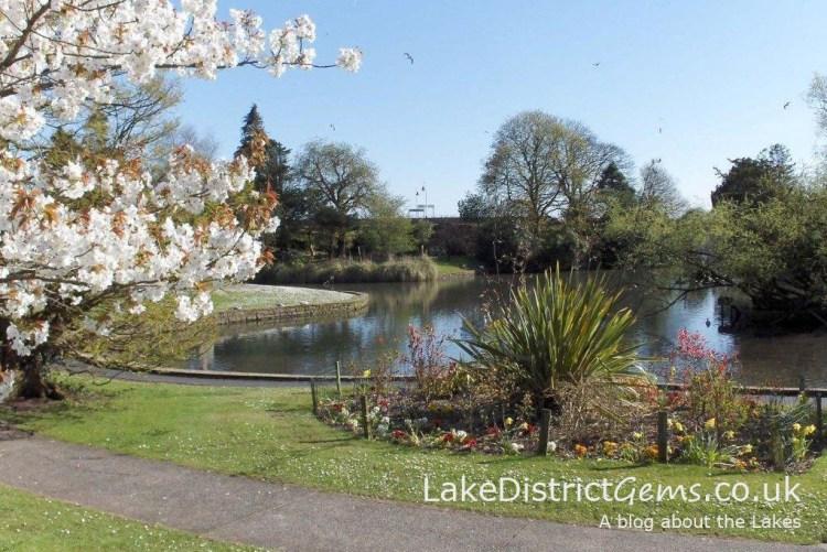 Grange Ornamental Gardens