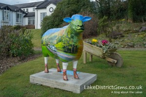 Wanda, sponsored by The Lakes Connection from Stagecoach, at the Low Wood Hotel, Ambleside Road