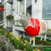 Rosemaaaary, The Souper Ewe outside Smallwood House Hotel, Ambleside