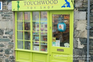 Touchwood Toy Shop, Keswick