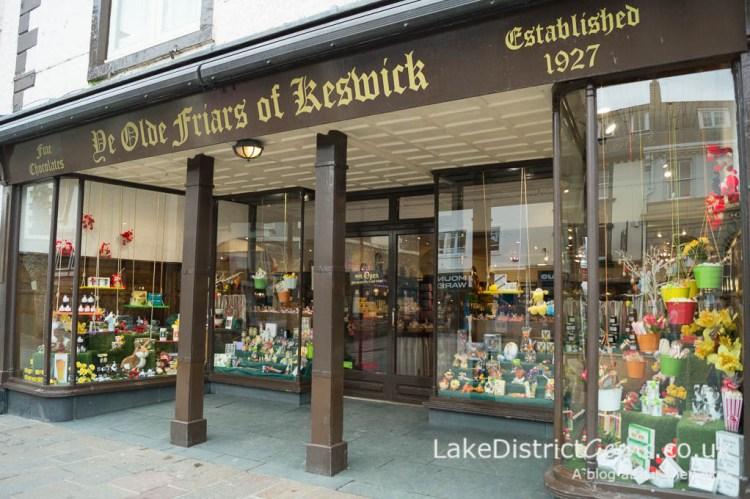 Ye Olde Friars of Keswick