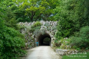 The Grotto at Holker Hall