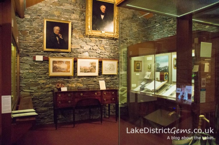 The Wordsworth Museum, Grasmere