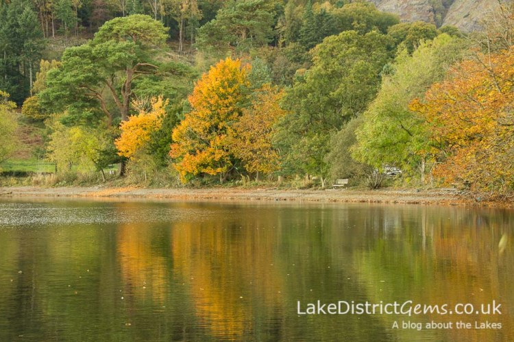 Monk Coniston on Coniston Water