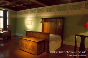 The Master Bedroom at Blackwell