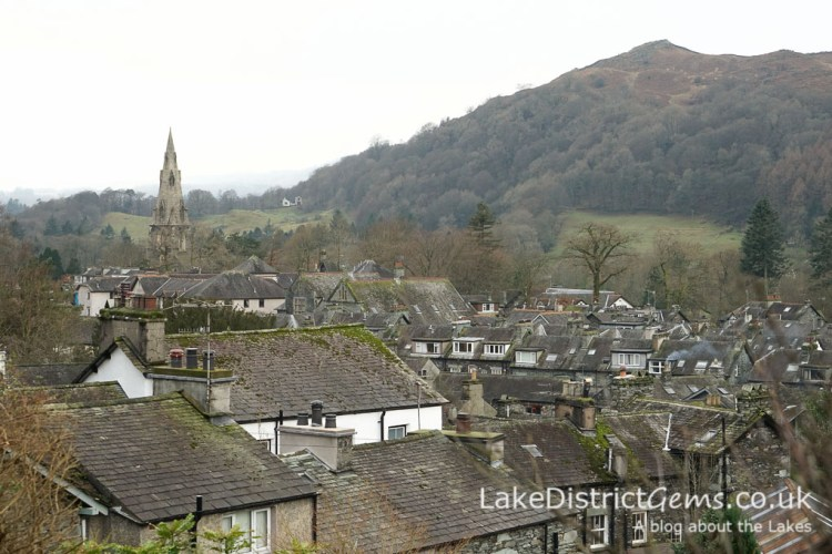 Overlooking Ambleside