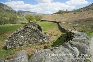 The path down to Rydal Water