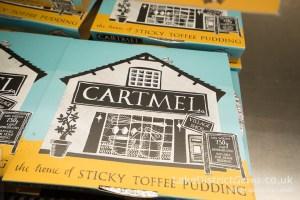 Inside the Cartmel Village Shop