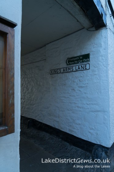 King's Arms Lane, Kirkby Lonsdale