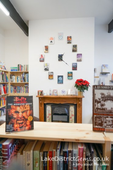 The Book Lounge, Kirkby Lonsdale