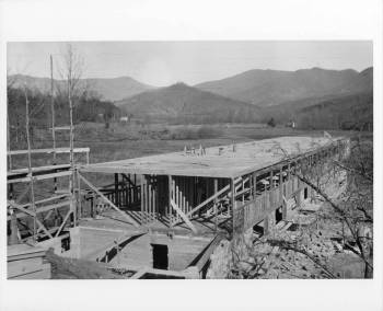 studies_building_construction_first_floor_viewed_from_the_future_entrance_end_black_mountain_college_19401941
