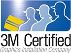 3M-Certified Graphics Installation