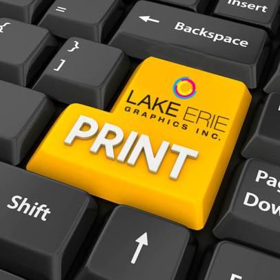 Lake Erie Graphics, Inc. PRINT