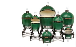 Big Green Egg selection