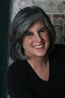 Past presenter for Lakefly Writers Conference located in the Fox Cities, Oshkosh, Wisconsin: Hallie Ephron