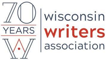 Logo for Wisconsin Writers Association, Lakefly Writers Conference Sponsor