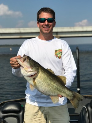 Lake Fork bass