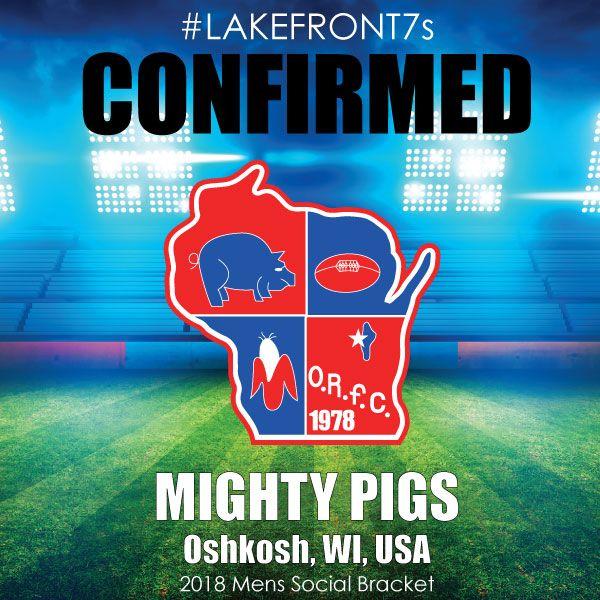 Mighty Pigs, Oshkosh, WI, USA