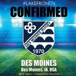 2018 Des Moines Rugby, Des Moines, IA, USA