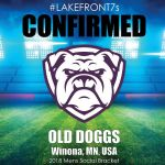 2018 Old Doggs, Winona, MN, USA